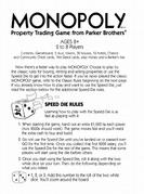 how to write board game instructions
