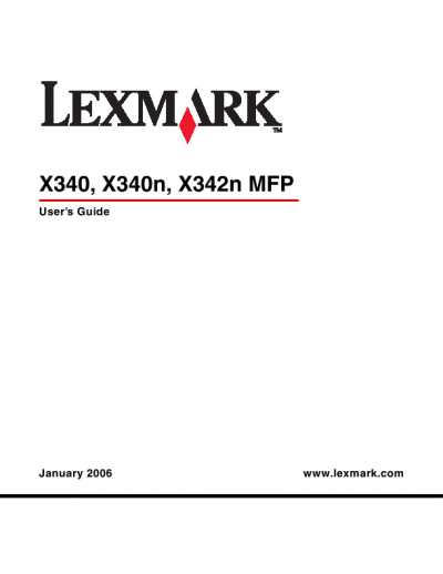 Contents contributed and discussions participated by larry lexmark owner manual fandeluxe Images