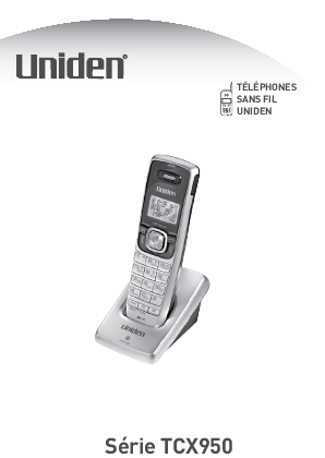 search uniden uniden telephone user manuals manualsonline com rh manualsonline com Uniden Digital Answering System Manual uniden dect1588-2 manual
