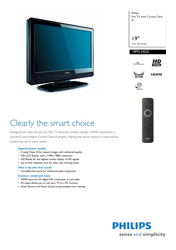 Android TV™ - Philips