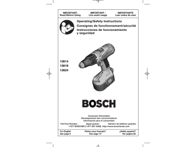 bosch ake 40 s instruction manual