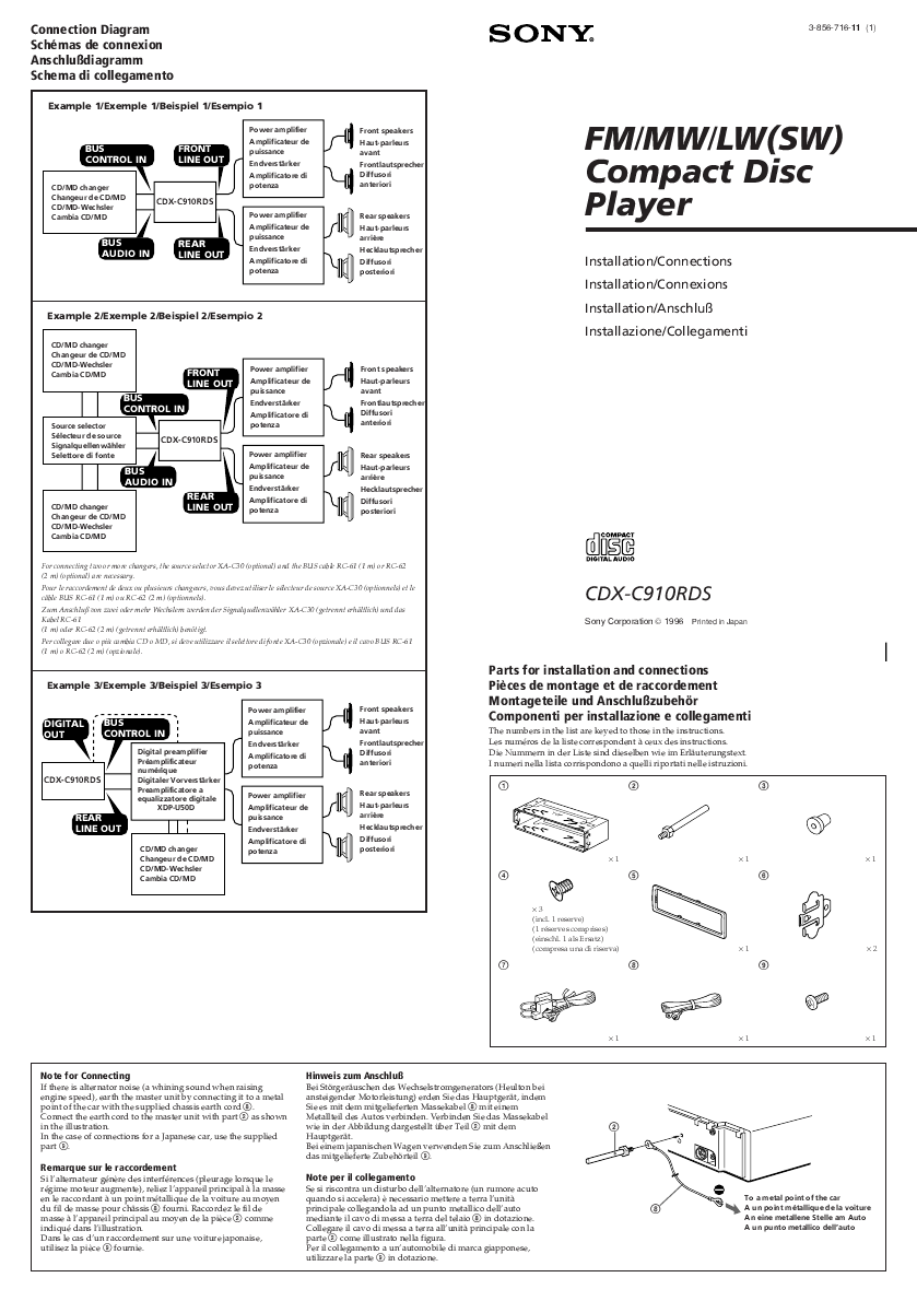 0946306f 305d ca34 8595 b78b1e519c4e 000001 search sony cdx m60ui user manuals manualsonline com sony cdx s2210 wiring diagram at n-0.co