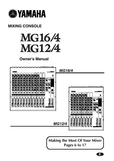 Imelda story mixer yamaha 5016cfokazii55362832 for Yamaha mg12 case