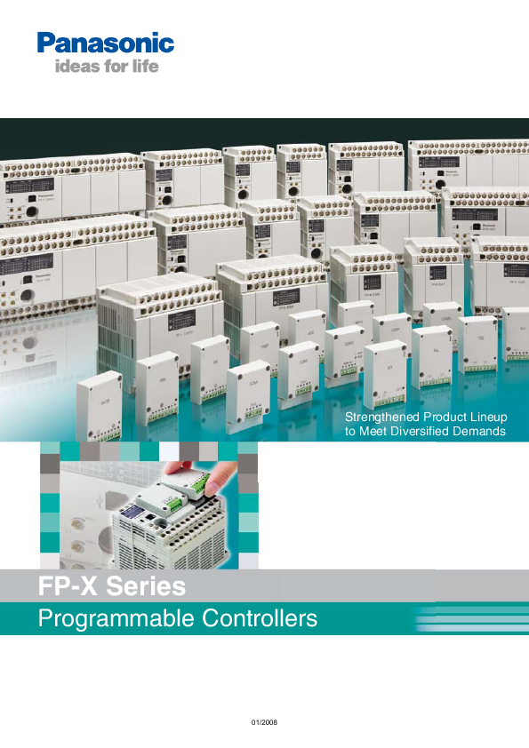 Search program user manuals manualsonline panasonic programmable controllers fp x series sciox Choice Image