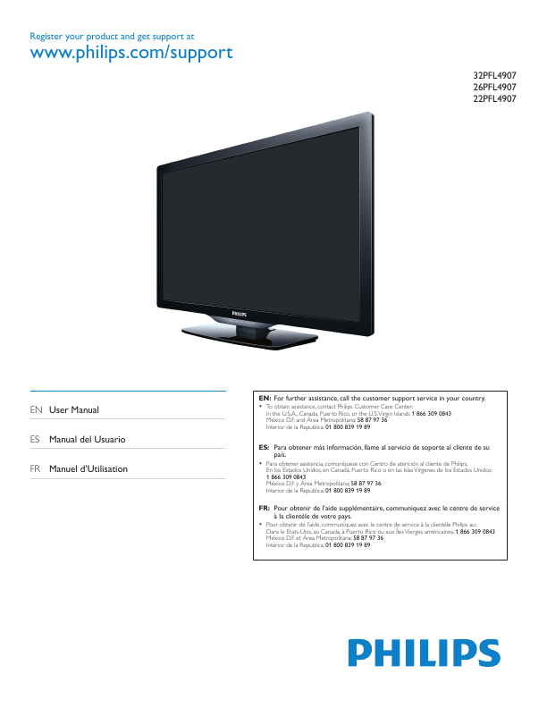 search philips color television user manuals manualsonline com rh tv manualsonline com