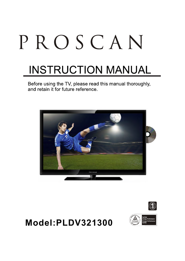 search proscan 42lb30q user manuals manualsonline com rh tv manualsonline com Proscan Flat Screen TV Remote 32Lc30s57 Proscan TV Stand