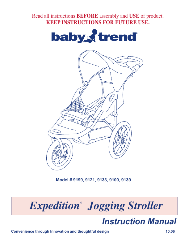 search baby trend user manuals manualsonline com rh manualsonline com baby trend expedition jogging stroller user manual Baby Trend Expedition Elx Windsor