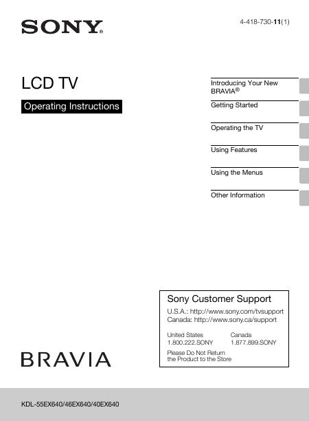 search sony tv user manuals manualsonline com rh tv manualsonline com Sony Bravia TV User Manual Sony Bravia TV User Manual
