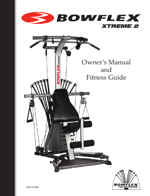 fitness :,bowflex training manual,bowflex instruction,bow flex manual