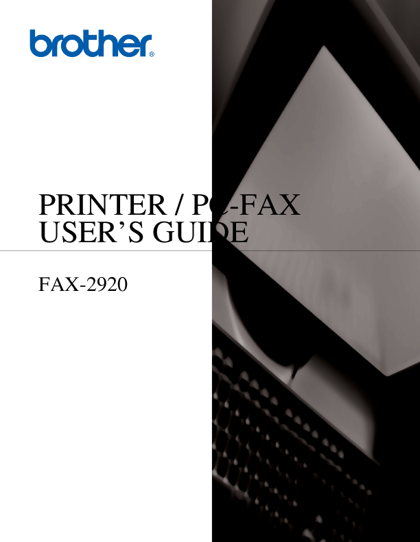 how to change the drum on a fax machine