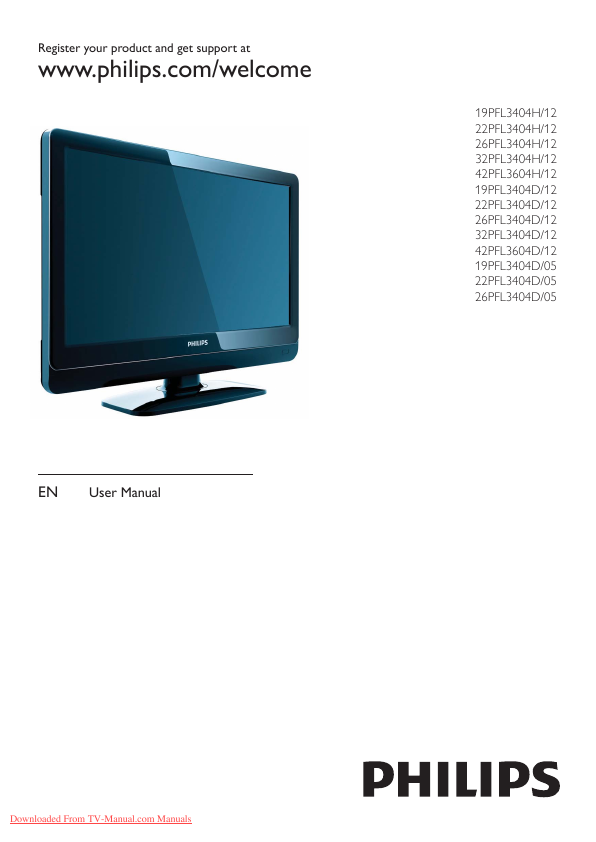 search philips tv user manuals manualsonline com rh portablemedia manualsonline com philips tv user manual 60 pft 4609 philips tv service manual free download pdf