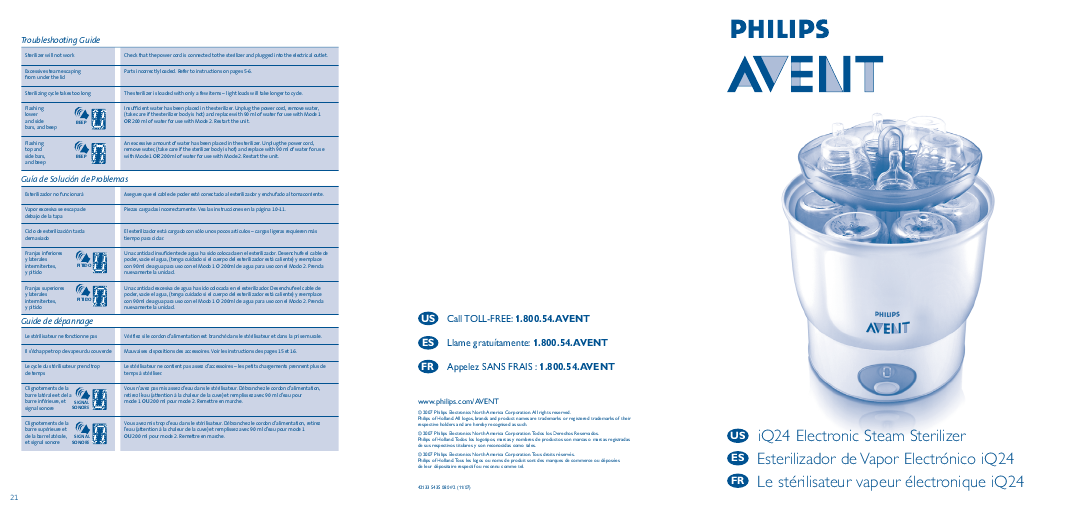 philips baby accessories iq24 user s guide manualsonline com avant user manual philips avent scd610 user manual