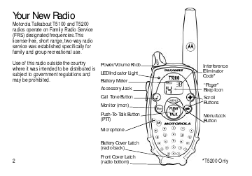 Motorola em200