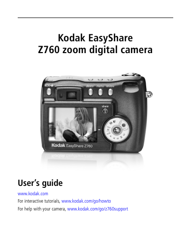 page 35 of toshiba dvd vcr combo d r4sc user s guide Kodak EasyShare Cameras Kodak EasyShare All in One