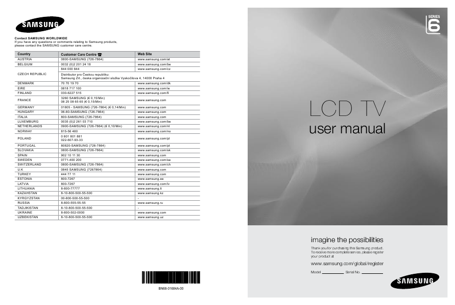 samsung flat panel television 6 series user s guide instruction manual for samsung tv control box instruction manual for samsung tv un65ks9000