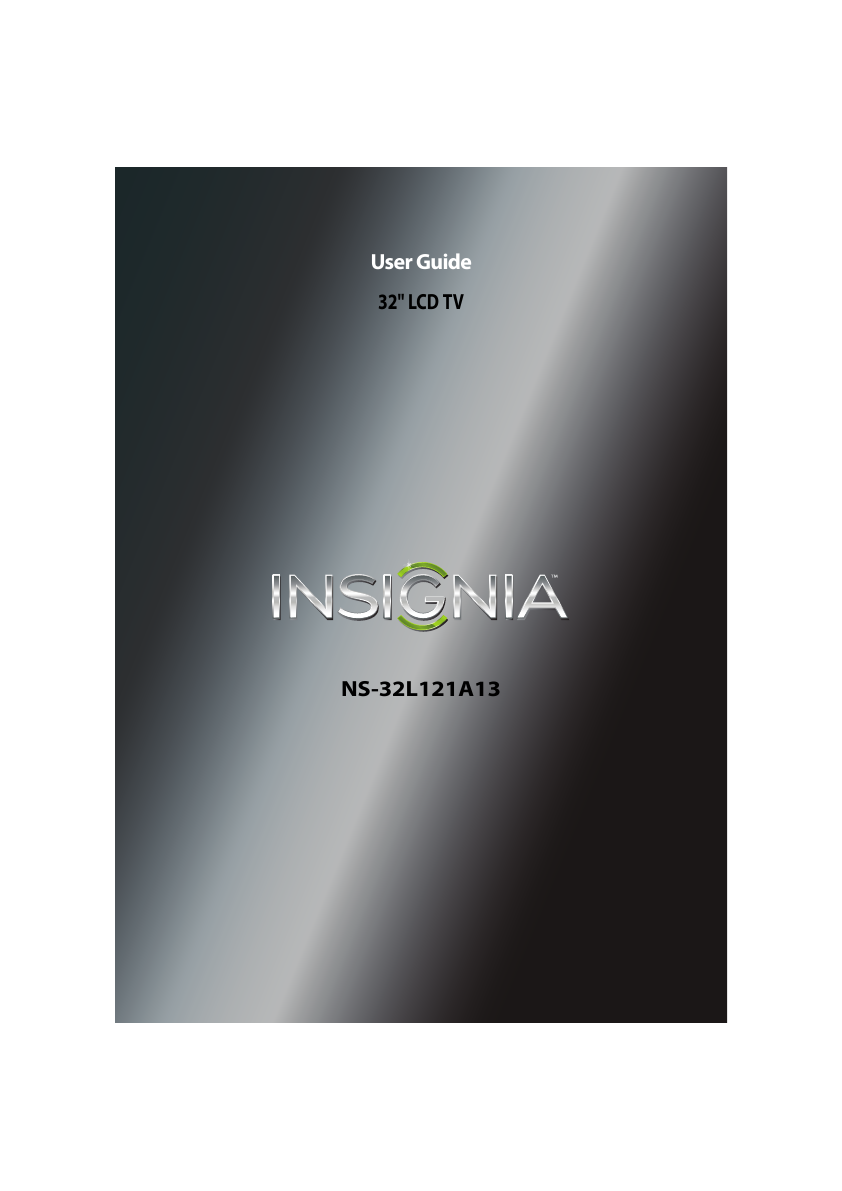 Insignia dvd player troubleshooting gallery free troubleshooting search manual user manuals manualsonline insignia 32 lcd tv ns 32l121a13 leeyfo gallery sciox Gallery
