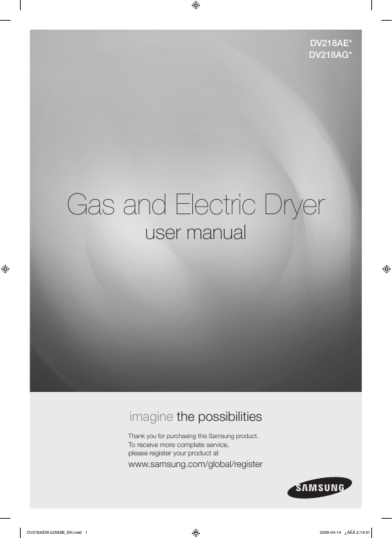 Warmer Drawers Gas Front Load Dryers