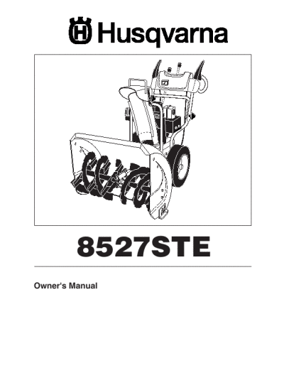 Contents contributed and discussions participated by robert burnett husqvarna snowblower maintenance manuals fandeluxe Images