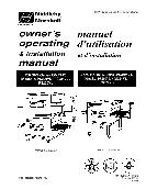 middleby marshall owner s operating installation manual gas ovens ps200vl ps224vl ps220vl