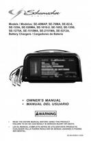 schumacher owner s manual battery charger se 1010 2 se 1012d se 1052 se 1250 manualsonline