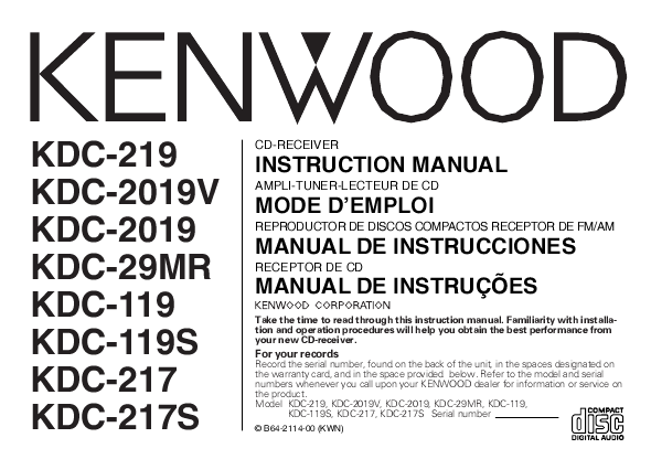 download free software kenwood kdc manual  softodromwing, wiring diagram