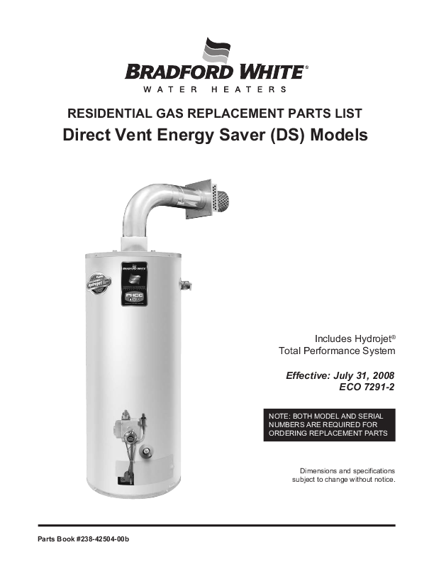 30 Gallon Residential 240 Volt Electric Lowboy Water Heater - M-1-30L6DS. Brand: Bradford White List Price: $375.00 Our Price: $375.00 You Save: 0% Models: M-1-30L6DS