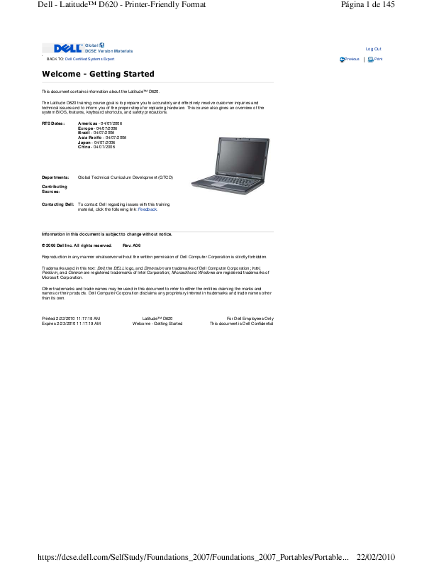manual laptop dell latitude d620 internet information rh aonenet blogspot com Dell Latitude D430 Dell Latitude D820