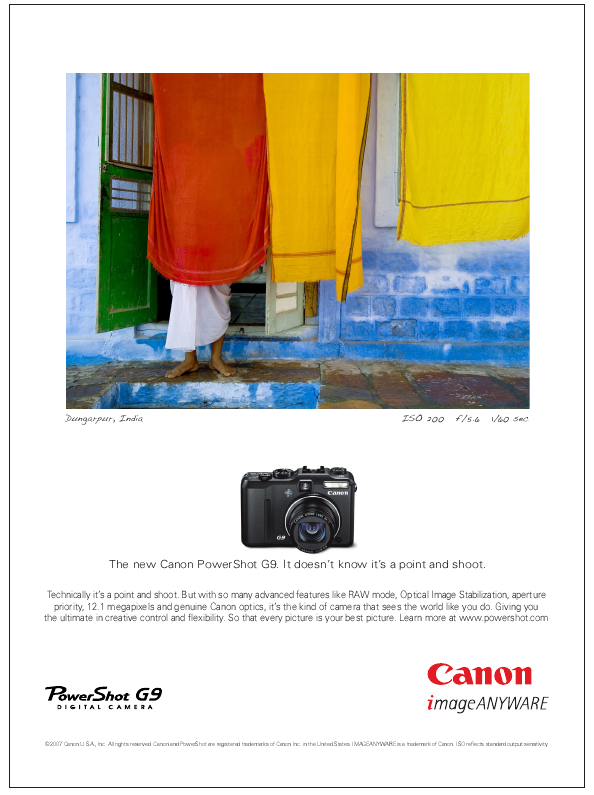 Canon Powershot G9 Manual