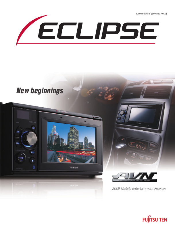 eclipse t180 instruction manual