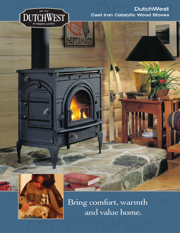 Stoves Wood Stoves Vermont Castings