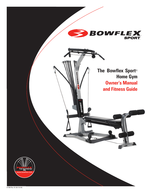 Bowflex Xtl Exercise Chart Manual Home 2 User S Guide Manualsonline