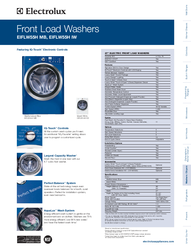 electrolux washer user manual manualsonline com User Guide Template iPad Manual