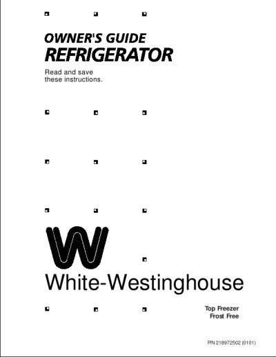 Search Whitewestinghouse Whitewestinghouse Freezer User