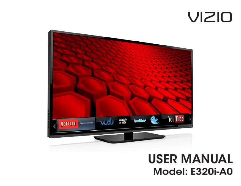 search vizio vizio lcd hdtv user manuals manualsonline com rh tv manualsonline com LCD Screen On Vizio TV LCD Screen On Vizio TV