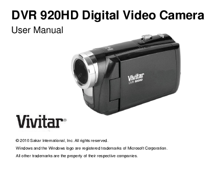 search vivitar vivitar digital camera 4 user manuals manualsonline com rh manualsonline com