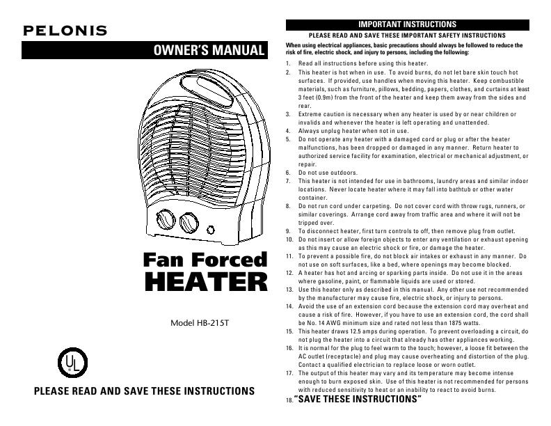 Search Pelonis Pelonis Window Fan User Manuals Manualsonline