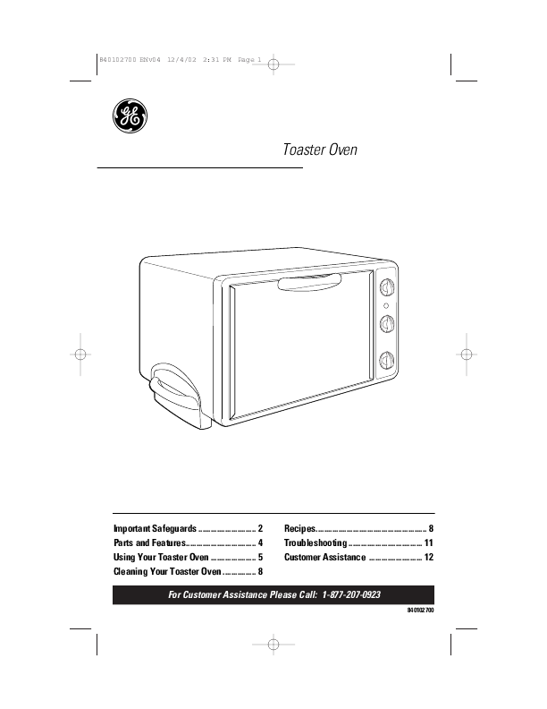 general electric toaster oven general wiring diagram free