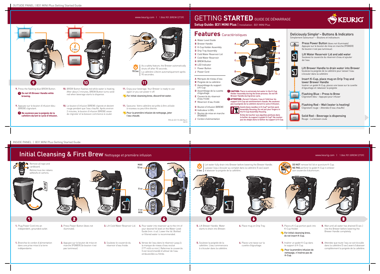Keurig Brewer Parts Diagram Keurig B40 Repair ~ Elsavadorla