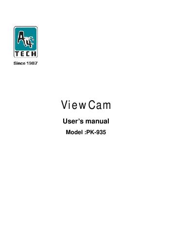 a4tech camera