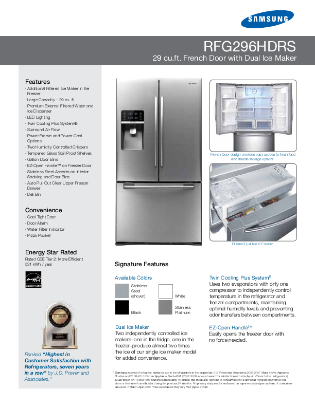 samsung refrigerator user manual type manual