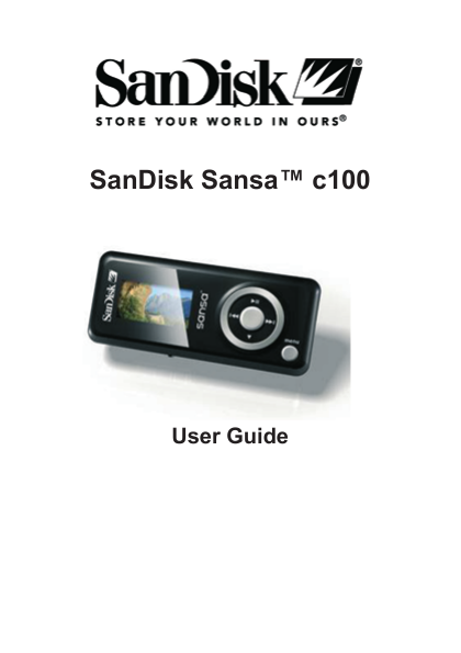 search sandisk mp3 player user manuals manualsonline com rh portablemedia manualsonline com sandisk mp3 user manual Digital MP3 Player Manual