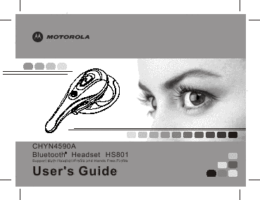 bluetooth headset instruction manual