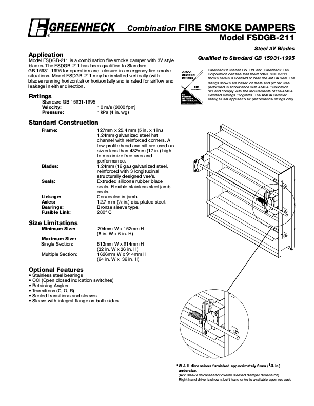 Search Greenheck Fan Corp Greenheck Fan Corp Exhaust Fan User Manuals