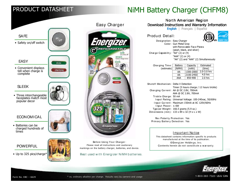 Search Battery Charger User Manuals Manualsonline