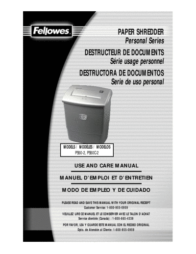 Fellowes Shredder Parts Gear Plastic http://office.manualsonline.com/manuals/mfg/fellowes/ps60c-2.html