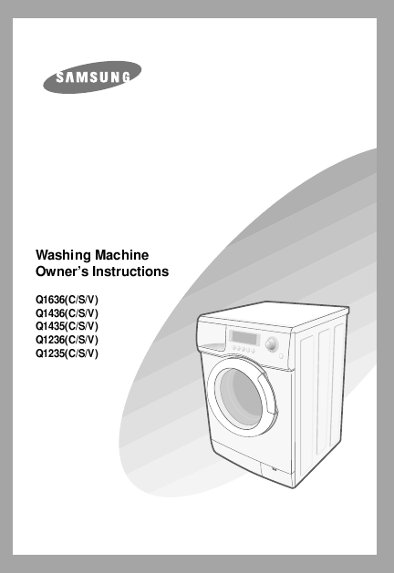 How to Get Rid of Musty Smell in Washing Machine