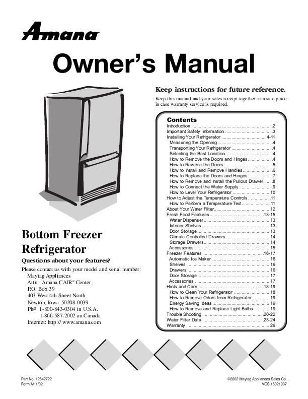 maytag fridge user manual how to and user guide instructions u2022 rh taxibermuda co maytag plus refrigerator manual maytag repair manual refrigerator