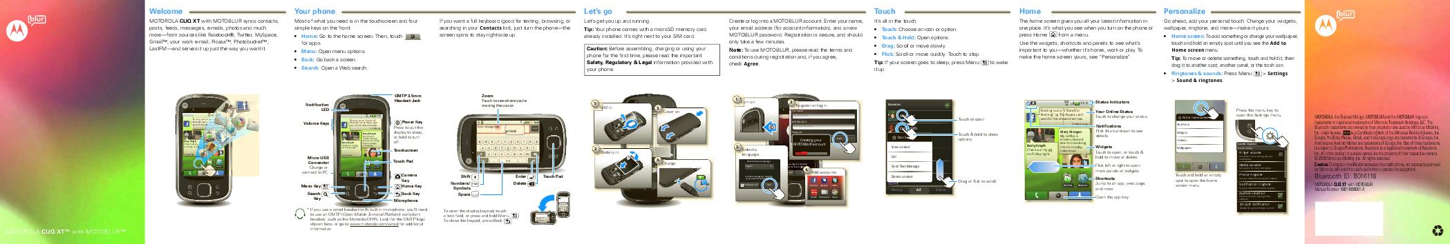 Manual pdf motorola g