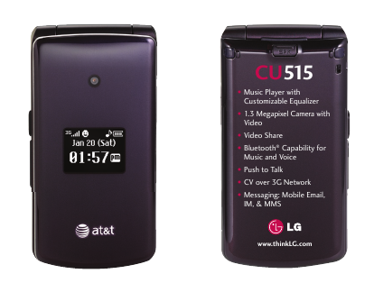 LG Cell Phone Manuals