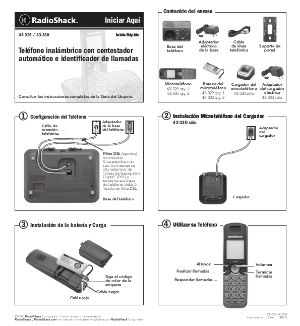 search radioshack user manuals manualsonline com rh tv manualsonline com Radio Shack Logo Radio Shack Products